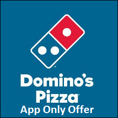 Dominos offers from klippd